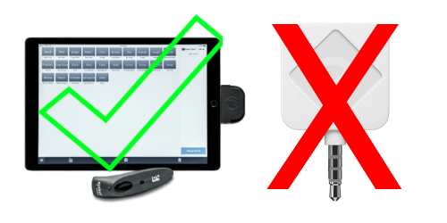Doubleknot Sales Station is the best mobile POS for nonprofits.