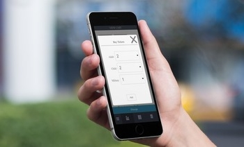 Sales Station Mobile POS lets you sell and collect payment anywhere