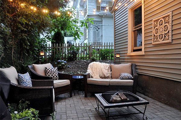 Patio adds value