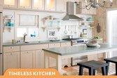 Neutral kitchen by Kraftmaid