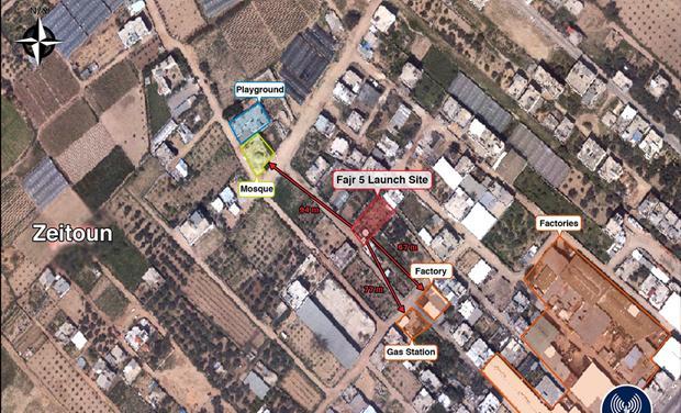 Palestine Gaza attack