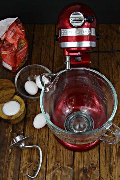 Homemade Pasta Tutorial The Kitchenthusiast
