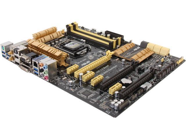 Intel Asus Hdmi Plus Z87 Motherboard Sata 0 6gb S Usb 1150 Intel Atx Lga Z87 3