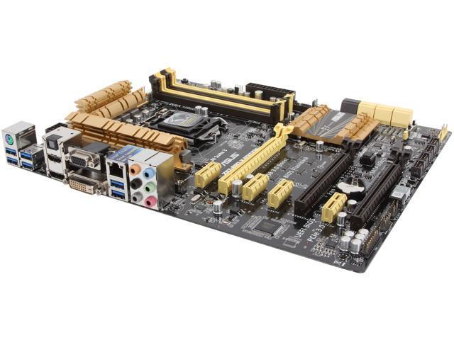 Asus Atx Z87 Plus 6gb Hdmi Lga Intel Motherboard Intel Usb 1150 0 3 Z87 Sata S