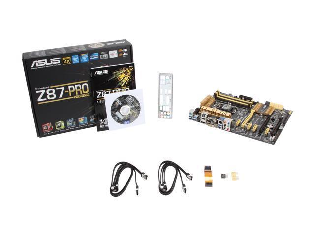 Atx 0 Sata Lga Motherboard Asus Usb Plus 1150 Z87 3 S Intel Hdmi Intel Z87 6gb