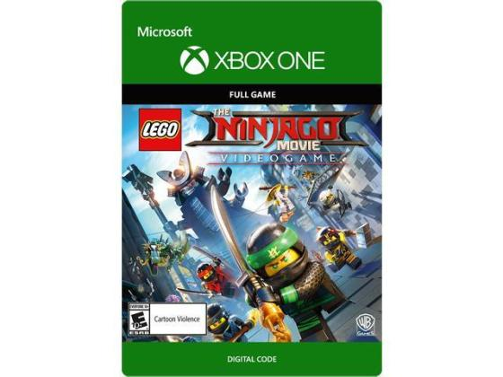 LEGO Ninjago Movie Video Game Xbox One  Digital Code    Newegg com LEGO Ninjago Movie Video Game Xbox One  Digital Code