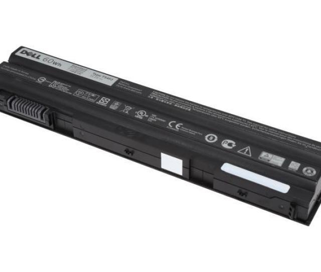 Genuine Dell 5g67c  1v 60wh Laptop Battery For Latitude E5420 E5520 E6420 E6430