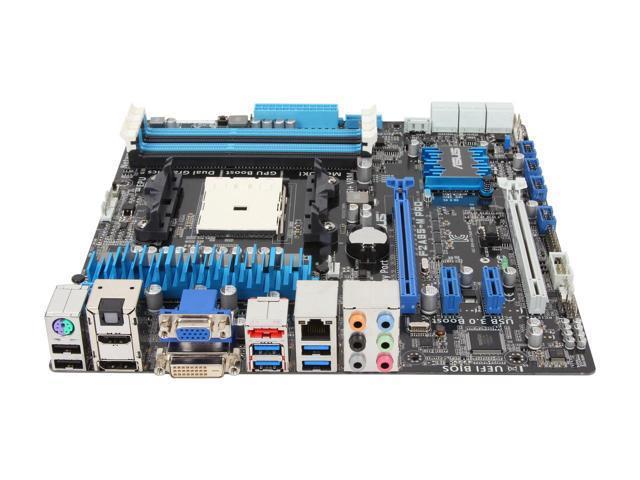 Motherboar Pro Usb F2a85 D4 Hdmi 3 Amd Hudson Micro Asus S 6gb Fm2 M Atx Amd Sata A85x 0