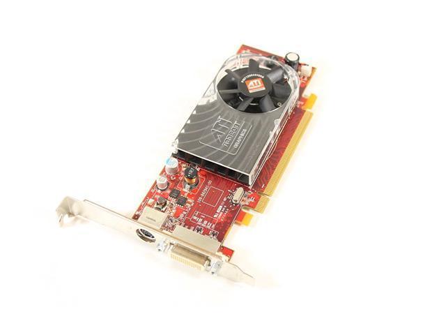 Dell X398D ATI Radeon HD3450 256MB Video Card W/Fan