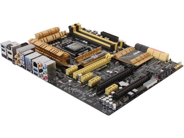 1150 Lga Intel Motherboard Z87 3 6gb Sata Plus Intel Asus S 0 Z87 Usb Hdmi Atx