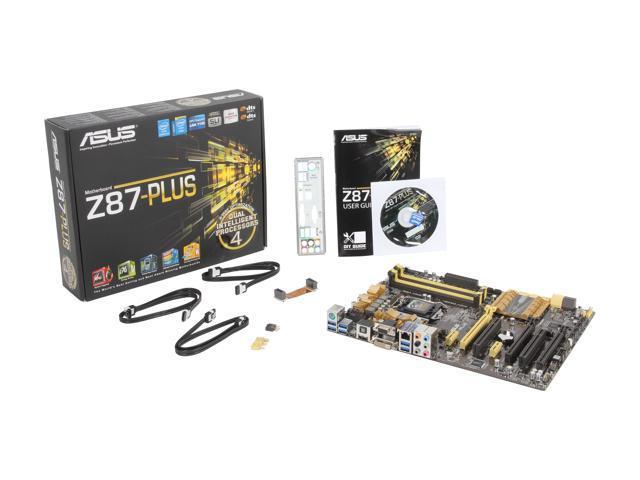 6gb Atx Plus S 1150 Lga Intel Z87 3 Hdmi Sata Intel Motherboard 0 Asus Usb Z87