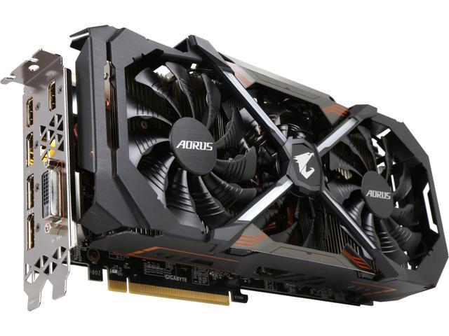 Gigabyte Aorus Geforce Gtx 1080 Ti Directx 12 Gv N108taorus 11gd Video Card Newegg Com
