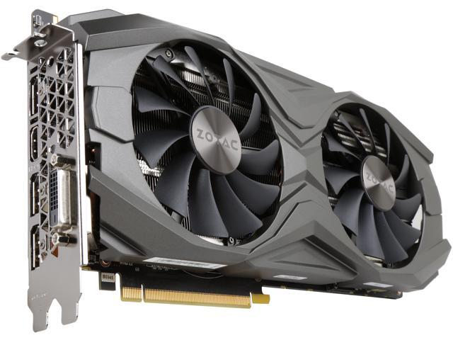 Zotac Geforce Gtx 1080 Ti Amp Edition 11gb Gddr5x 352 Bit Gaming Graphics Card Vr Ready 16 2 Power Phase Freeze Fan Stop Icestorm Cooling Spectra Lighting Zt P10810d 10p Newegg Com