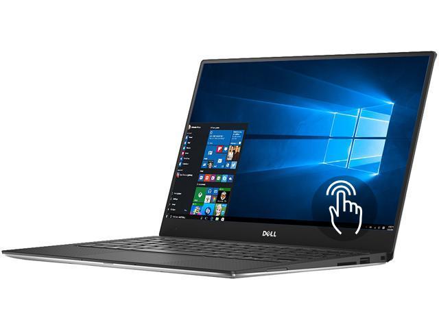 Refurbished Genuine Dell Refurbished Xps 13 9350 Intel Core I5 6200u X2 2 3ghz 8gb 256gb Ssd 13 3 Silver Newegg Com