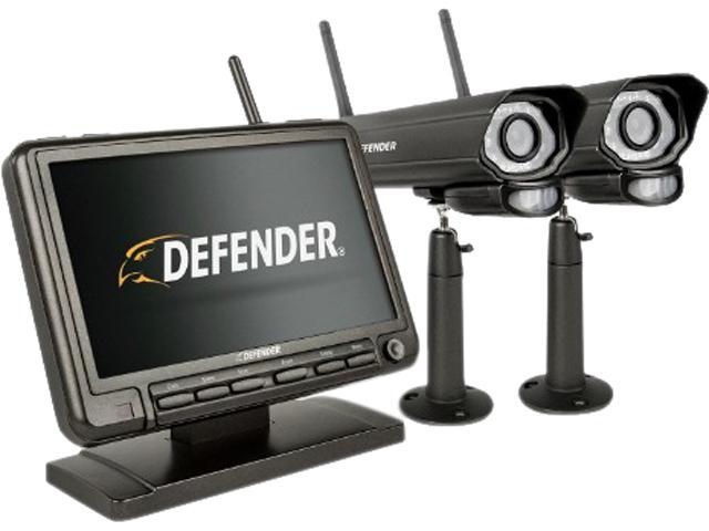 Defender Phoenixm2 Wireless Security System 7 Monitor