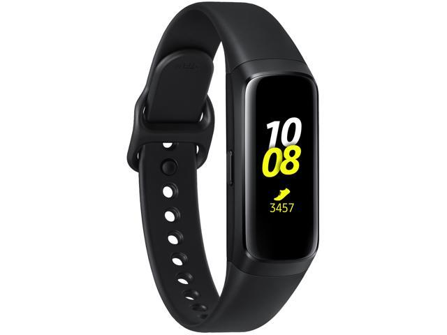 Samsung Galaxy Fit Black (Bluetooth), SM-R370NZKAXAR - US Version with Warranty