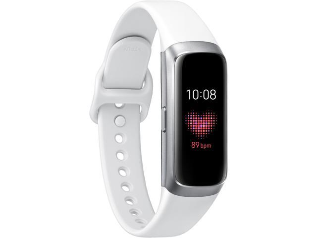 Samsung Galaxy Fit Silver (Bluetooth), SM-R370NZSAXAR - US Version with Warranty