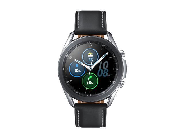 Samsung SM-R840NZSAXAR Galaxy Watch 3 Stainless BT 45mm Silver