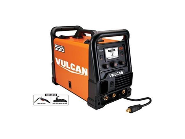 Vulcan Omnipro 220 Multiprocess Welder