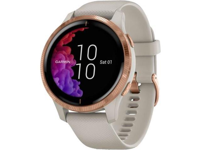 Garmin Venu GPS Smartwatch w/ 1.2 Inch AMOLED Touchscreen Display