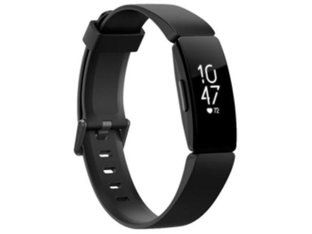 Fitbit FB413BKBK Inspire HR Fitness Tracker - Black