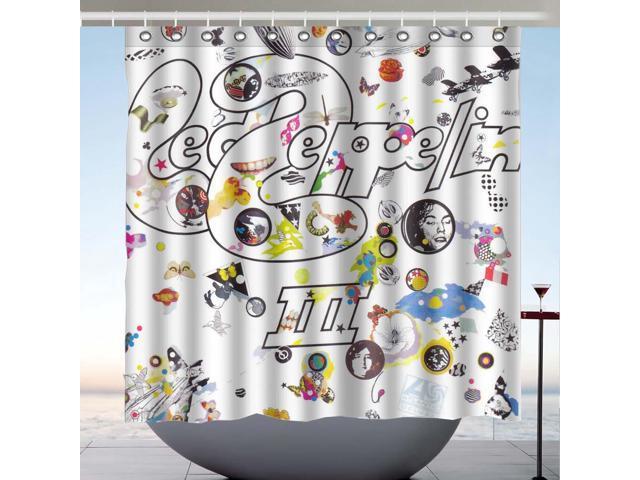 led zeppelin iii design polyester
