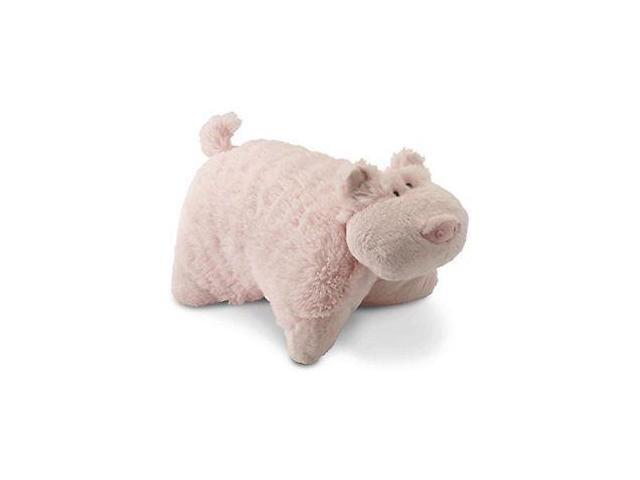 pillow pets pee wees pink pig new nwt