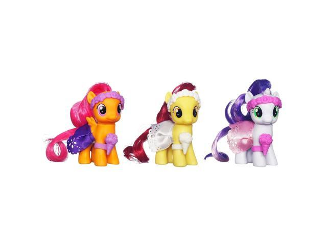 My Little Pony Wedding Flower Fillies Set Sweetie Belle