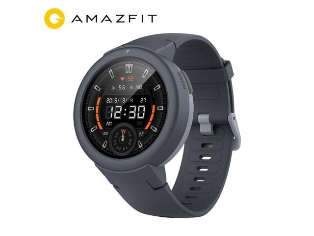 English Version Huami AMAZFIT Verge Lite Smart Watch Men women GPS GLONASS Waterof Multi-Sports Smartwatch Health Tracker