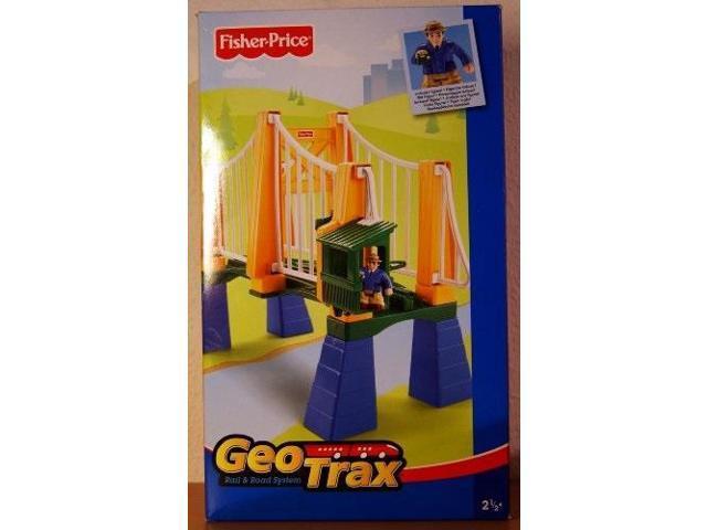 Geotrax Sky High Suspension Bridge