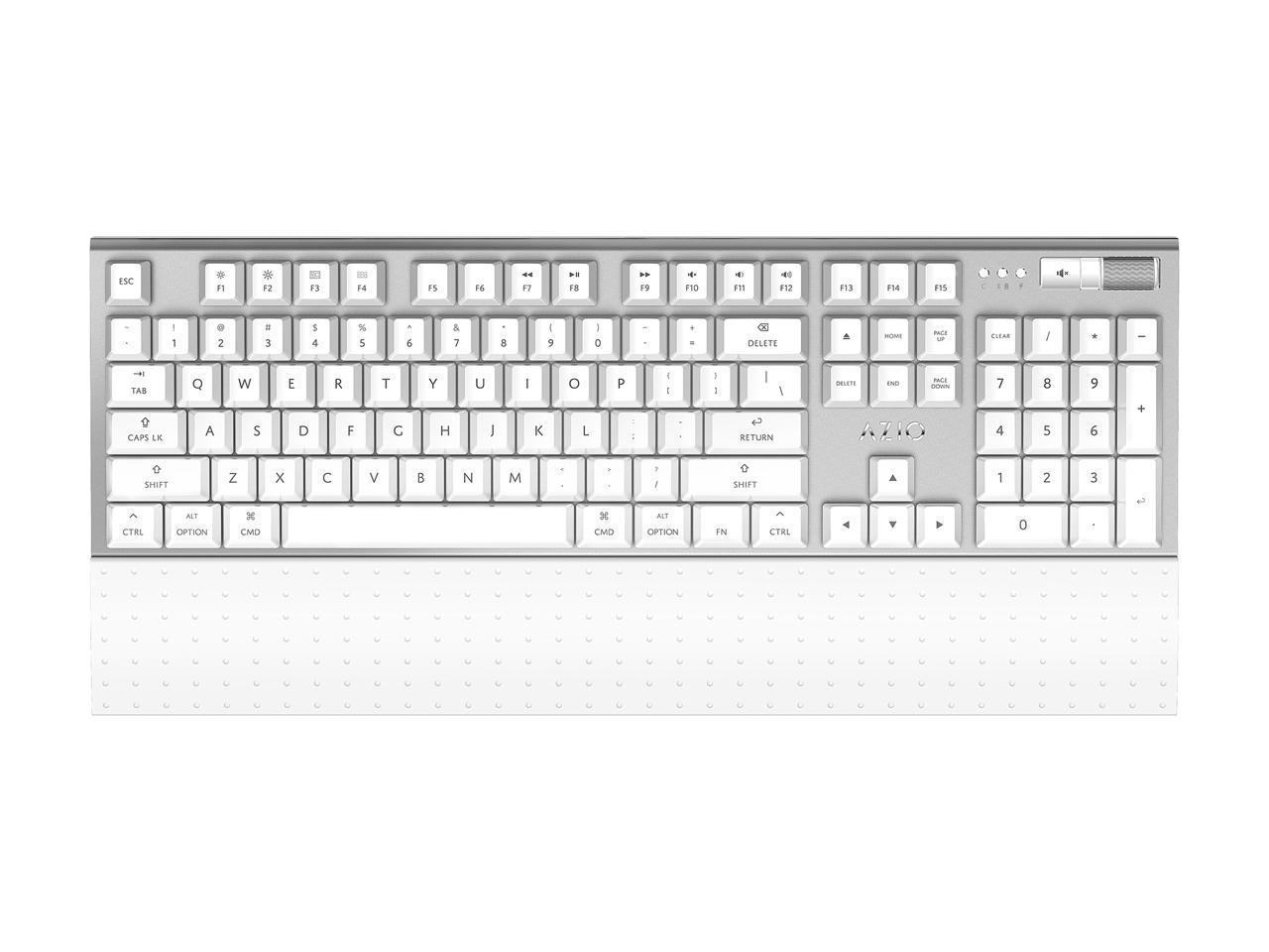 Mk Mac Bluetooth Mechanical Keyboard Kailh Brown Switch