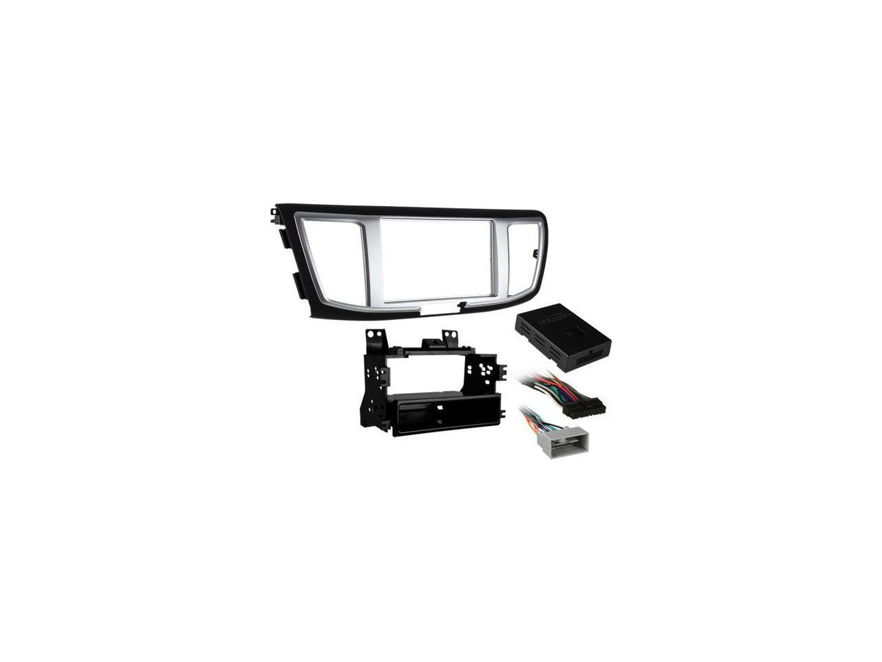 Metra 99 B Single Double Din Radio Dash Install Kit