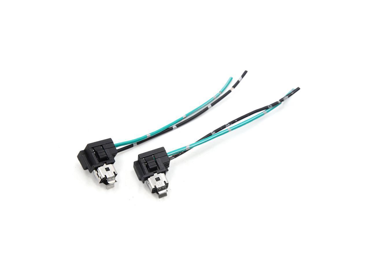 10pcs H1 Headlight Fog Lamp Extension Wiring Harness