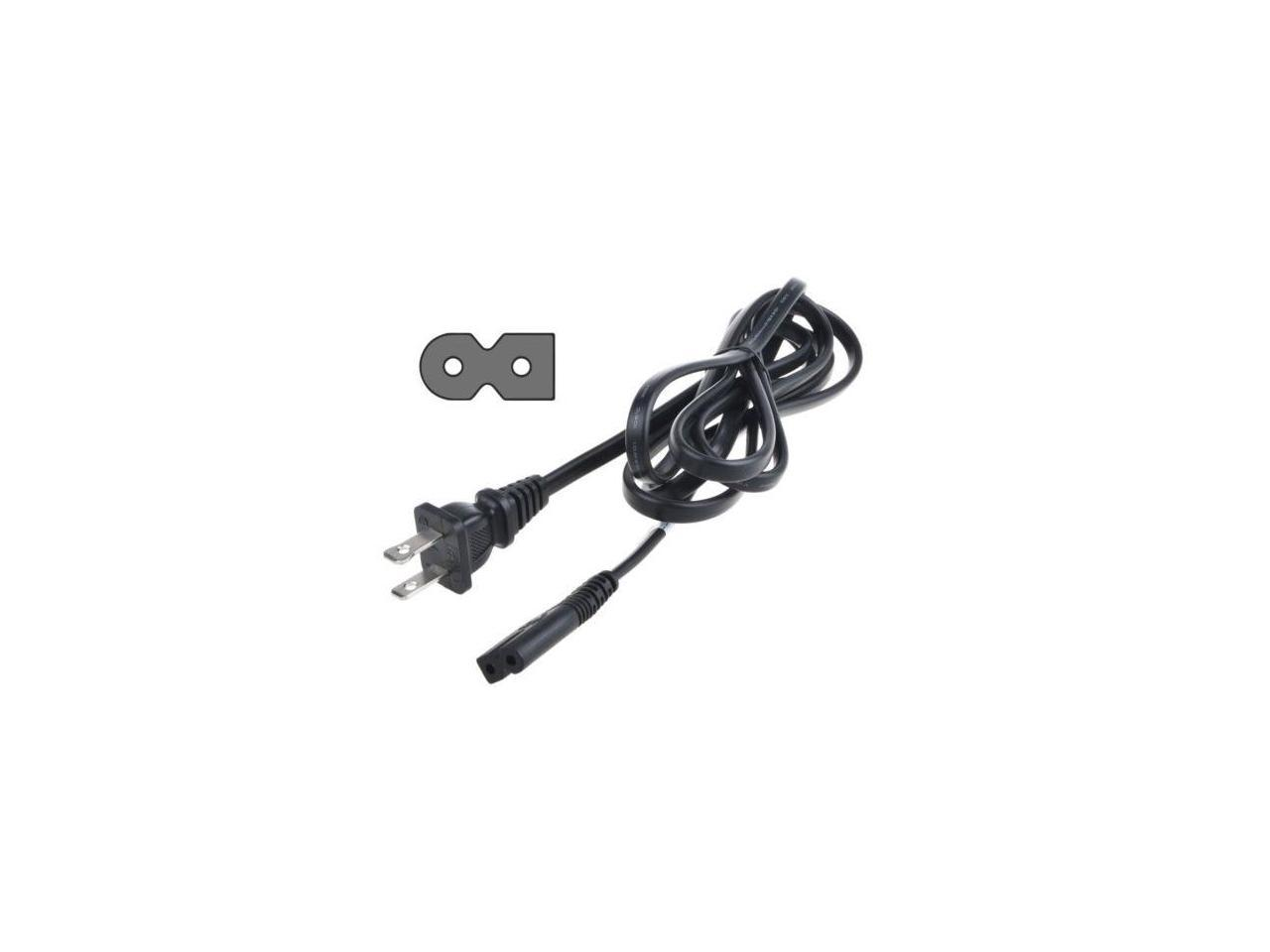 Globalsaving Polarized Ac Power Cord For Vizio E Series M