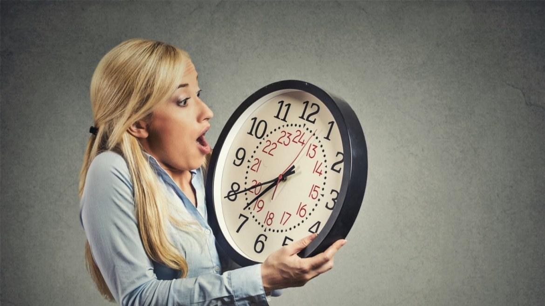 Manuál na šťastný život 38. díl: Jak pracovat s nedostatkem času