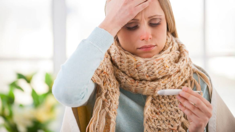 Řeč těla: Jaké potíže nám odkrývá chřipka?
