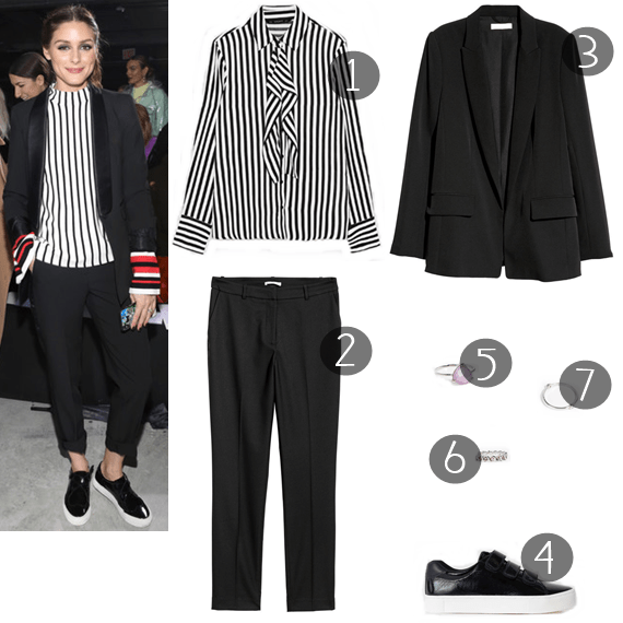 Get Her Look - Olivia Palermo | Moda & Style