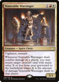 Venerable Warsinger (STX)