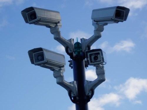 lux camera de surveillance