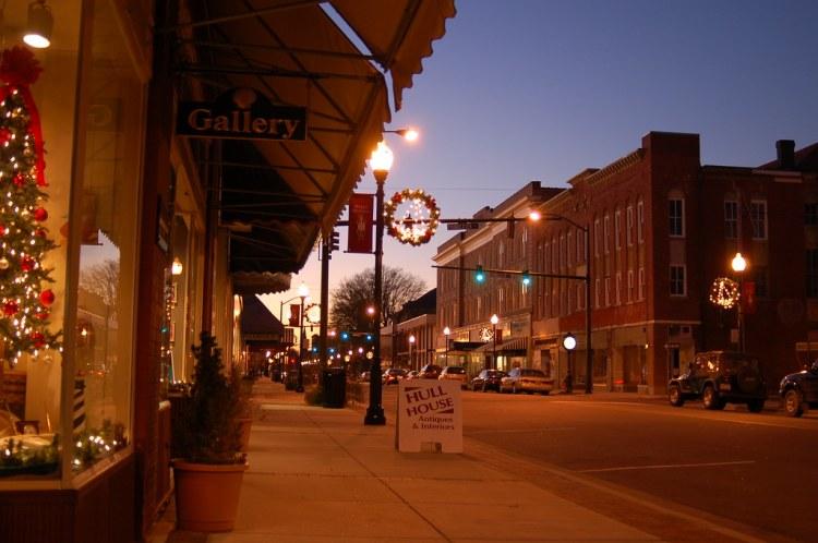 Downtown Elizabeth City, NC | mark pillsbury | Flickr