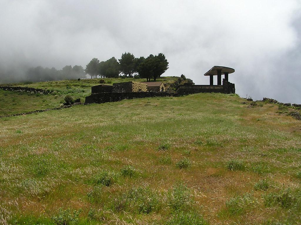 Ermita Virgen de la Caridad El Golfo Isla de El Hierro