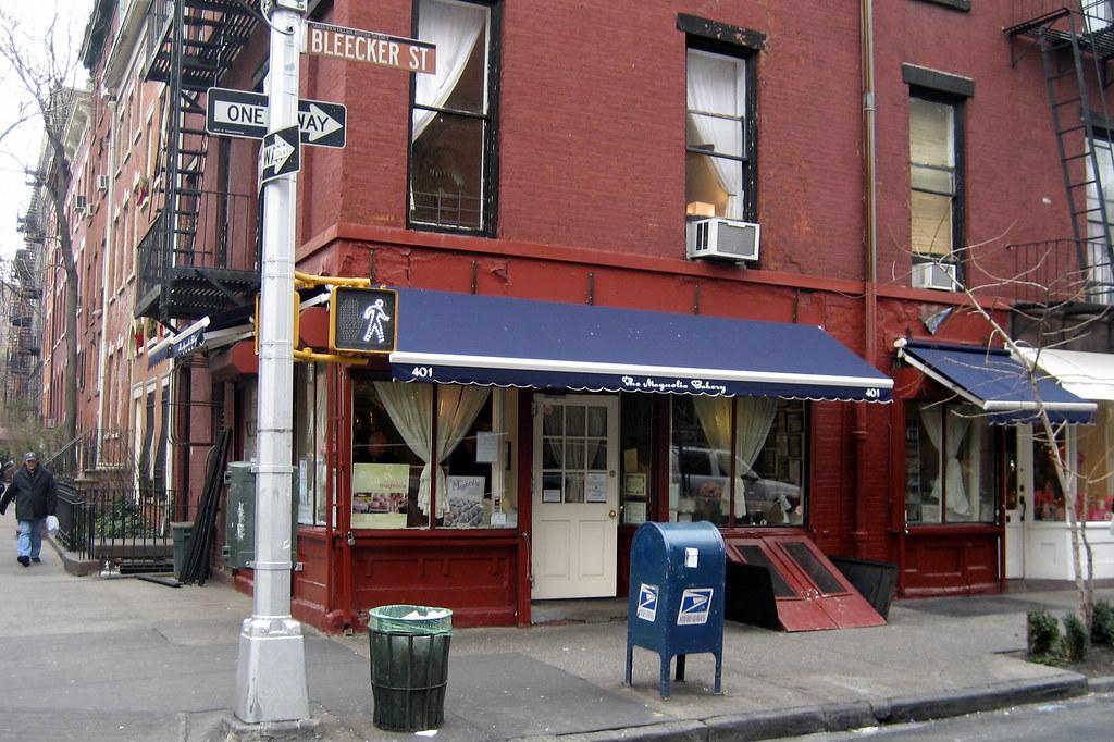 Nyc West Village Magnolia Bakery Magnolia Bakery