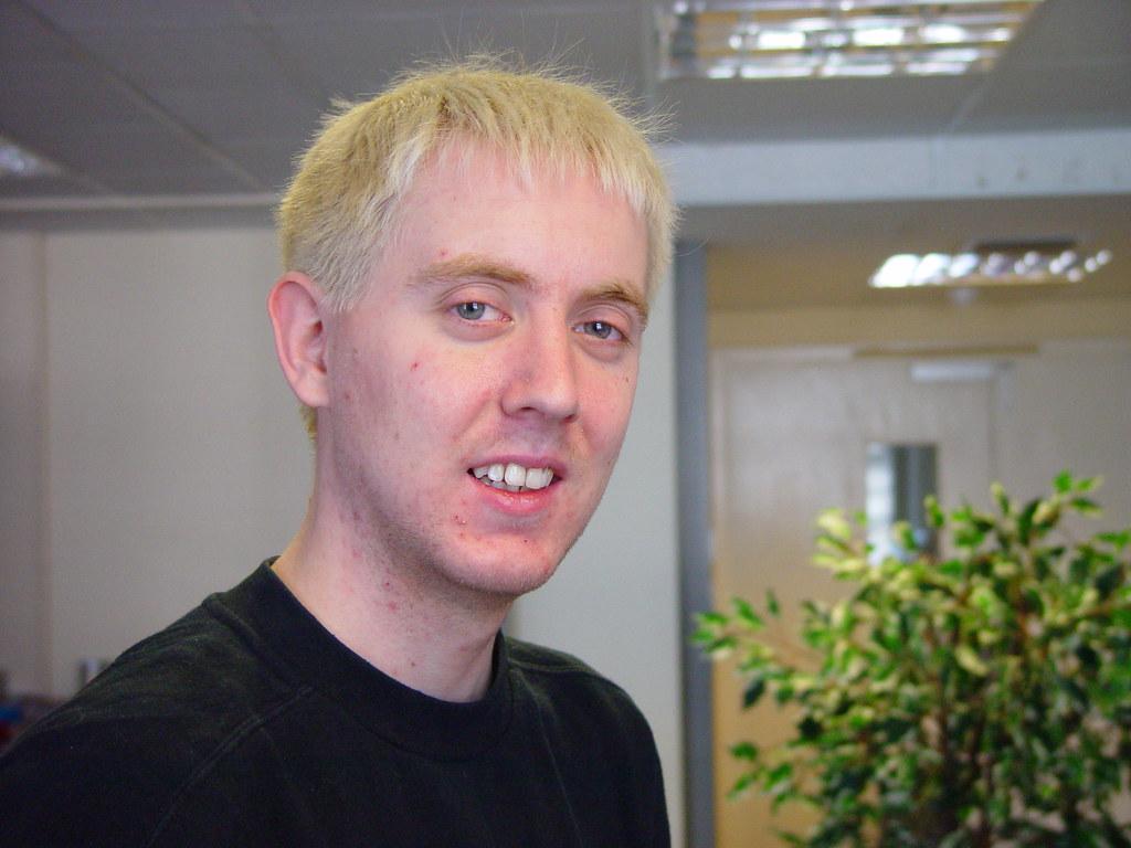 Me With My Eminem Hair Ben Sutherland Flickr