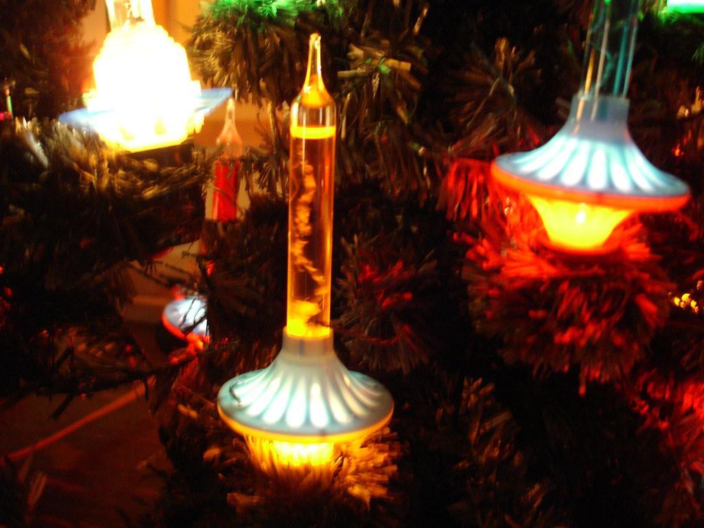 Christmas Bubble Lights 2 Of 3