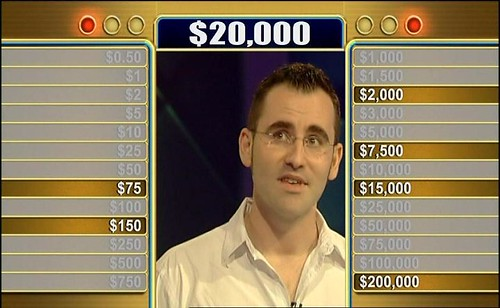 Deal Or No Deal Australia Not My Picture Taken From A