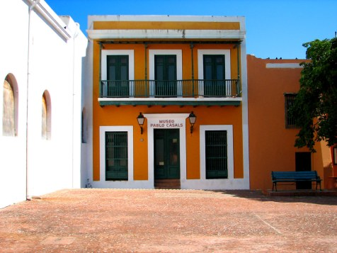 Image result for Pablo Casals Museum Puerto rico