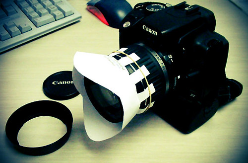 DIY Free Lens Hood To Read About This Check Out This