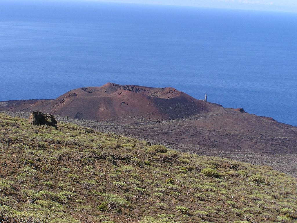 Punta y cabo Faro de Orchilla Isla de El Hierro