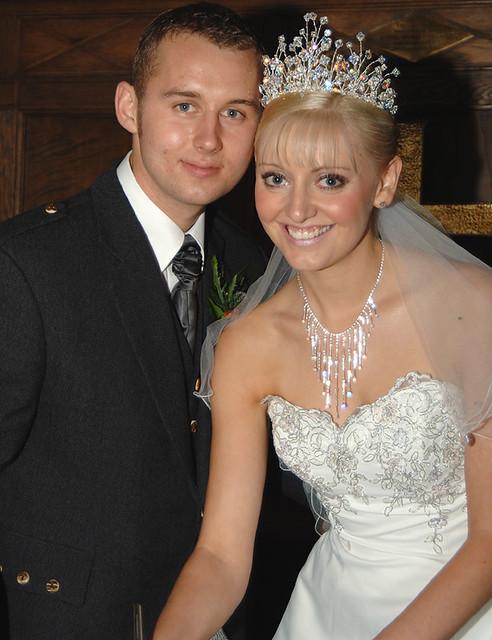 Miss Commonwealth Scotland Fairytale Wedding The
