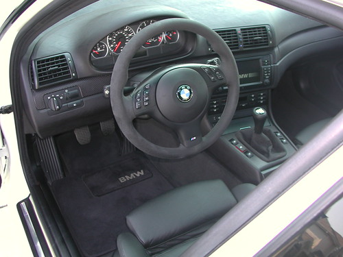 2004 BMW 330i ZHP Performance Package Interior 2004